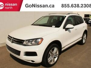 2014 Volkswagen Touareg NAVIGATION, LEATHER, SUNROOF!!