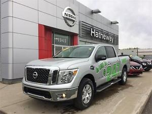 2017 Nissan Titan SV**** save up to 10,500$ ******