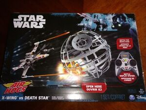 Star Wars X-Wing vs Death Star - Neuf