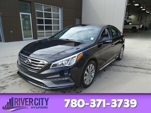 2016 Hyundai Sonata SPORT TECH Navigation (GPS),  Leather,  Heat