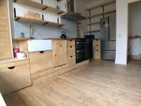 Unique 2 bed flat to rent at West Newington Place. Low deposit.