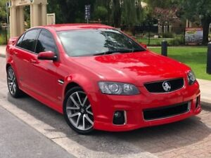 2012 Holden Commodore VE II MY12 SS V Red 6 Speed Sports Automatic Sedan