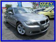 2009 BMW 320i E90 MY09 Executive Grey 6 Speed Auto Steptronic Sedan Minto Campbelltown Area Preview