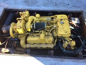 3208 cat engine