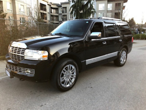 2007 LINCOLN NAVIGATOR 8 SEATER LOW KMS