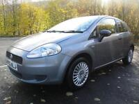 Fiat Punto Active 8v 3dr PETROL MANUAL 2006/06