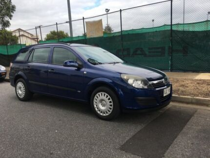 2006 Holden Astra AH MY06 CD 4 Speed Automatic Wagon