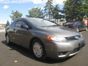 2008 Honda Civic LX COUPE POWER GROUP