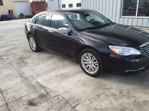 2012 CHRYSLER 200 LIMITED LOW KM FINANCE TODAY $0 DOWN
