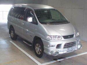 2005 Mitsubishi Delica SPACEGEAR Series 3 Silver 4 Speed Automatic Wagon Taren Point Sutherland Area Preview