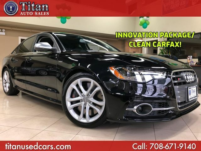 Image 1 Voiture American used Audi S6 2013