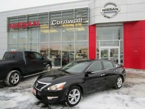 2014 NISSAN ALTIMA 2.5 SL TECH PKG NAVI BOSE 360 CAMERA W/LANE D