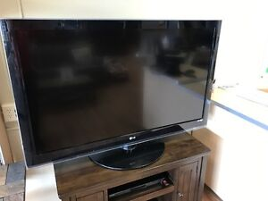 "55"" LG LCD TV"