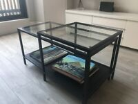 Nest of 2 Ikea tables