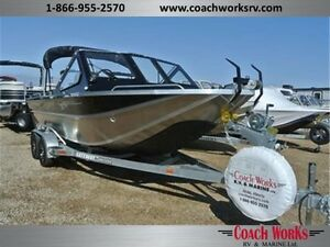 Save 5 Grand On a Brand New 20' Weldcraft Sabre ... Call MIKE Edmonton Edmonton Area image 1