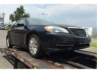 2011 Chrysler 200-FULL-AUTOMATIQUE-BAS KILO