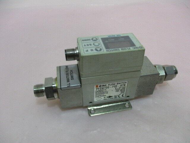 SMC PF2W720-F03-67N, Digital Flow Switch. 416380