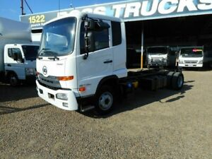 2011 UD Condor MK 11 250 White Cab Chassis 7.0l 4x2 Rocklea Brisbane South West Preview