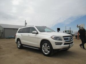 2013 Mercedes-Benz GL-Class SUV, Crossover