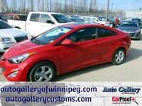 2013 Hyundai Elantra Coupe GLS *Roof/6spd*