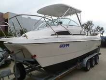 MARKHAM DOMINATOR 7M, Twin 140hp MERCS, HARDTOP, IMMACULATE Mornington Mornington Peninsula Preview