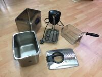 Tefal F33 deep fat fryer - large capacity. Manual included