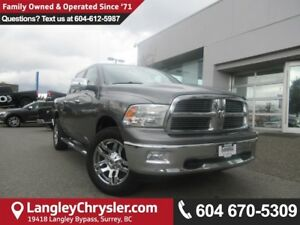 2012 RAM 1500 SLT <B>*BIG HORN*Luxury Group8UCONNECT w/BLUETO...