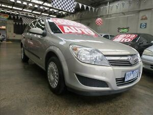 2007 Holden Astra AH MY07 CD Silver 4 Speed Automatic Wagon Mordialloc Kingston Area Preview