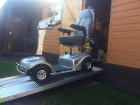 Heavy Duty Any Terrain Rascal 388XL Mobility Scooter - Great Condition - New Batteries - Was £2.000