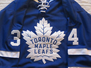 Auston Matthews Blue New Stitched NHL Home Jersey