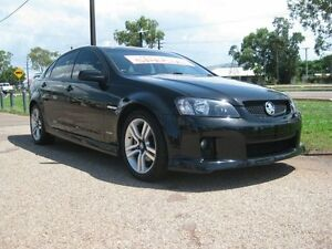 2010 Holden Commodore VE MY10 SV6 Black 4 Speed Automatic Sedan Holtze Litchfield Area Preview