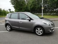 RENAULT SCENIC 1.5 DYNAMIQUE TOMTOM DCI 5DR Manual (grey) 2010