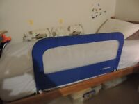 Mother care Child's Bed Guard 90cm x 45cm