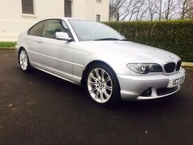 BMW 318 Ci Coupe SE - sport m coupe immaculate