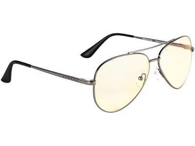 Gunnar MAV-05009 MAVERICK Computer Glasses - Gunmetal - Liquet