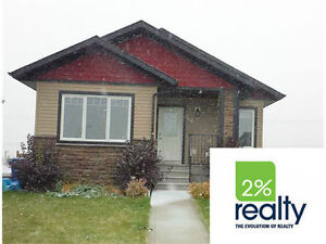 MOVE IN READY -Fully Finished Raised Bungalow - Listed by 2% Inc