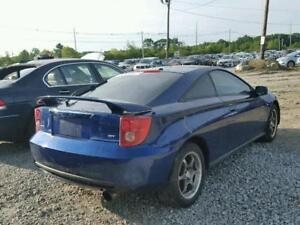 parting out 2003 toyota celica aftermarket turbo