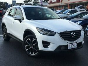 2015 Mazda CX-5 KE Series 2 Grand Touring White Sports Automatic Colac West Colac-Otway Area Preview