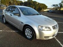 2006 Holden Commodore VE Omega (D/Fuel) Silver 4 Speed Automatic Sedan Maidstone Maribyrnong Area Preview