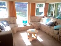 Cheap static caravan for sale St Minver, Nr Rock, Padstow, Cornwall