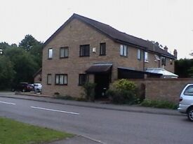 1 Bed unfurnished house in Milton with conservatory and dedicated parking space CB24 6ZL