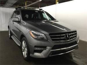 2015 Mercedes-Benz Classe-M ML 350 BlueTEC NAVI 360 CAMERA PANO