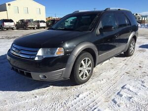 2009 Ford Taurus X SEL AUCTION SALE $3800