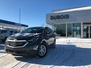 2018 Chevrolet Equinox LT+AWD
