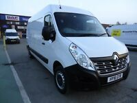 Renault Master 125 Business Meduim Roof.
