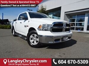 2014 RAM 1500 SLT *ACCIDENT FREE*ONE OWNER*LOCAL BC TRUCK*