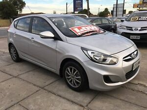 2014 Hyundai Accent RB2 Active Silver 4 Speed Sports Automatic Sedan Park Holme Marion Area Preview