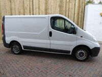 Vauxhall Vivaro 2700 CDTI 115 SWB Van ....New 12 Months MOT Included, No Vat, Excellent Driving Van