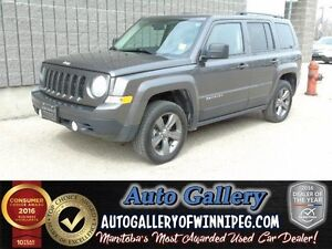 2015 Jeep Patriot High Alt. 4x4 *Lthr