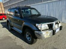 2000 Toyota Landcruiser FZJ105R GXL 4X4 Green 4 Speed Automatic 4x4 Wagon West Perth Perth City Preview